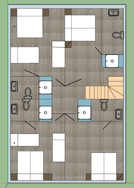 houtschuurplattegrond1everdieping16a