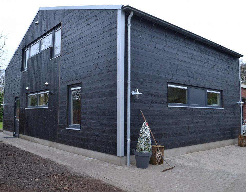 Ons nieuwe huis: de Houtschuur